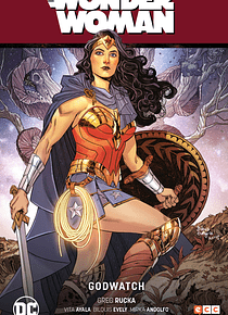 Wonder Woman vol. 4: Godwatch (Wonder Woman Saga Renacimiento parte 4)