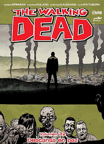 THE WALKING DEAD - TPB Vol. #32