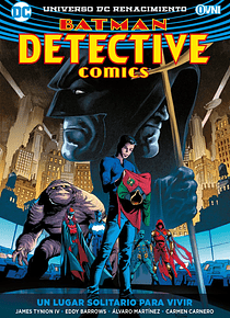 Detective Comic Vol. 05: Un Lugar Solitario Para Vivir