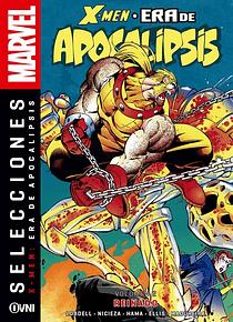 Selecciones Marvel -X-Men La Era de Apocalipsis Volumen 02