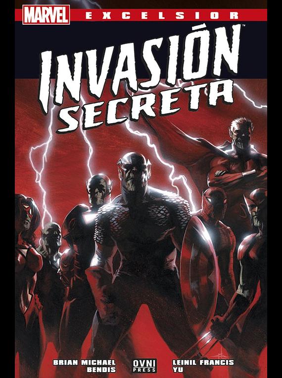 MARVEL-EXCELSIOR: Invasión secreta