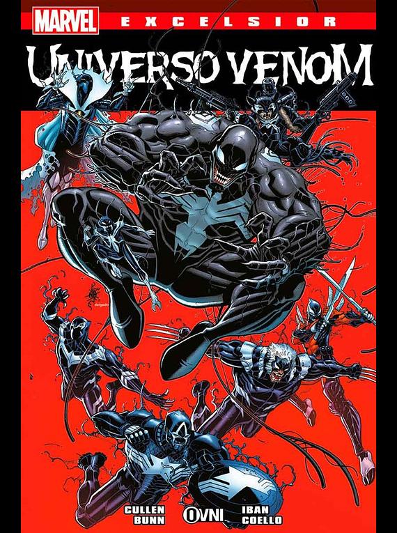 MARVEL-EXCELSIOR: Universo Venom