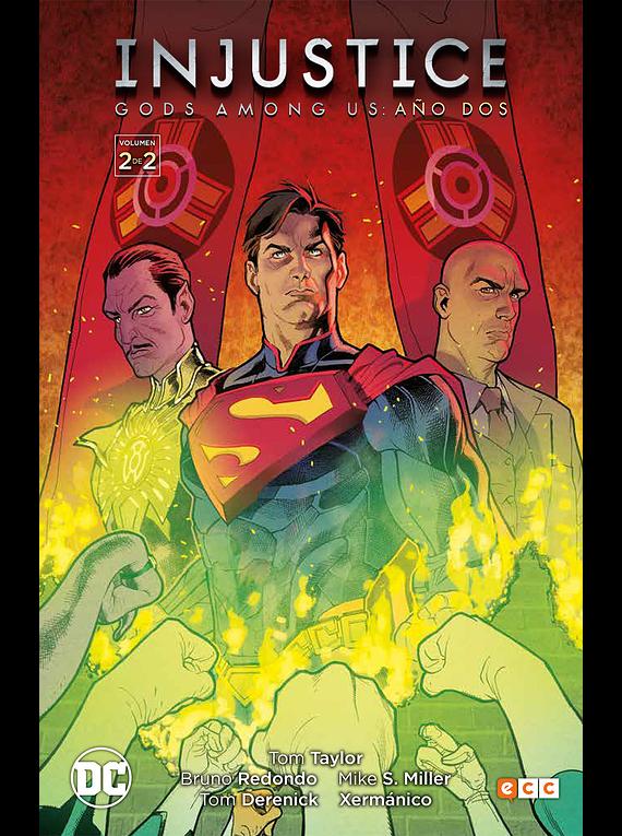 Injustice: Gods among us Año dos Vol. 02 (de 2)