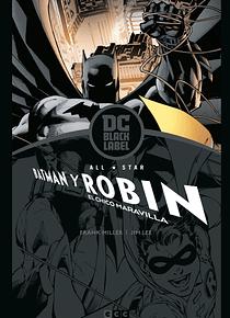 AllStar Batman y Robin, el chico maravilla – Biblioteca DC Black Label