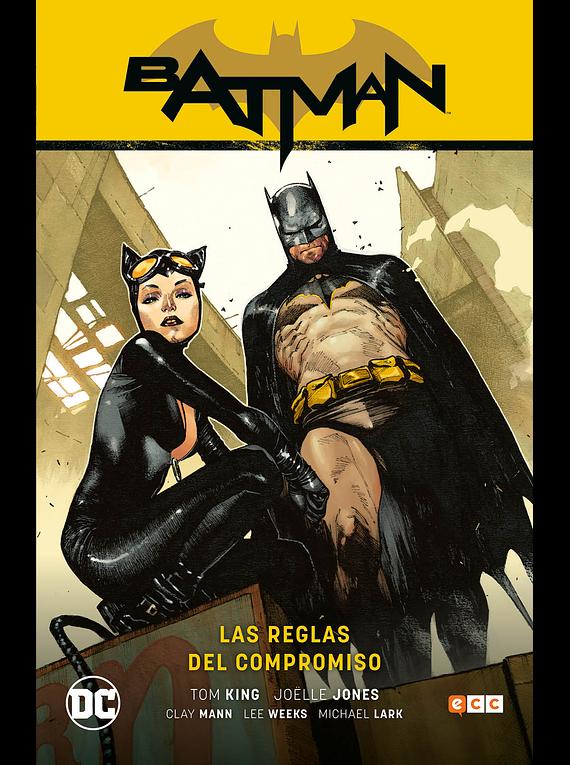 Batman vol. 7: Las reglas del compromiso (Batman Saga Camino al altar parte 1)