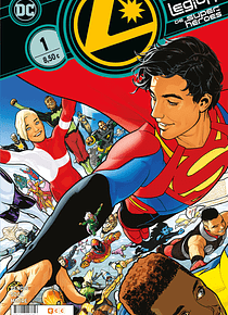 Legión de Superhéroes núm. 01
