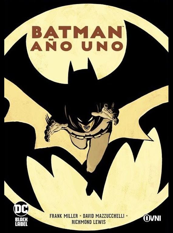 DC - BLACK LABEL - BATMAN: AÑO UNO