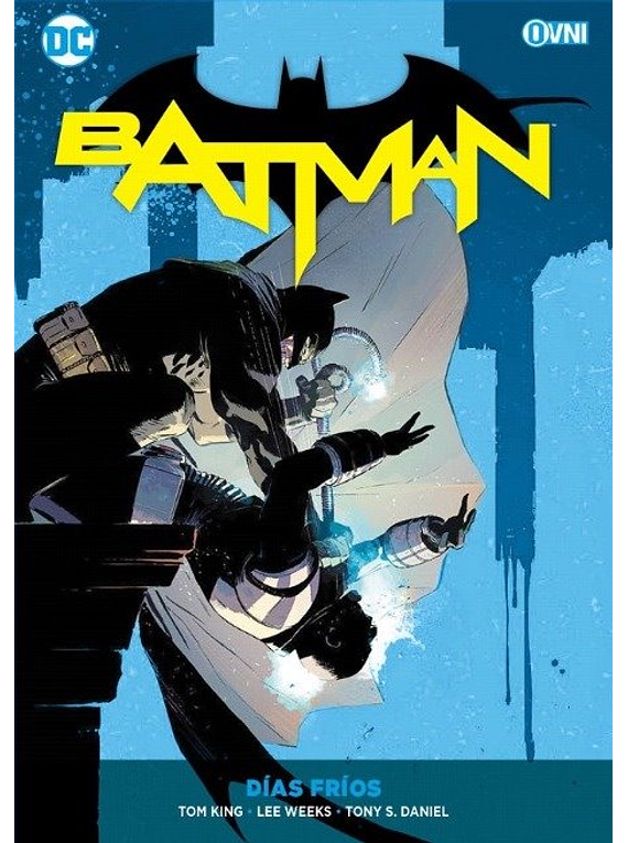 DC - ESPECIALES - Batman Vol. 08: DÍAS FRÍOS