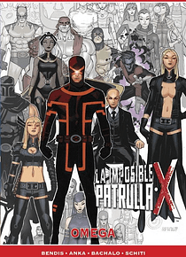 MARVEL NOW! DELUXE PATRULLA-X DE BRYAN MICHAEL BENDIS 7. OME MARVEL NOW! DELUXE