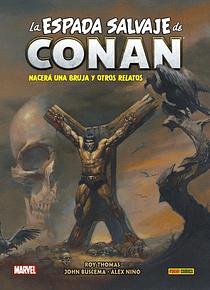 BIBLIOTECA CONAN LA ESPADA SALVAJE DE CONAN N.3 BLIBLIOTECA CONAN