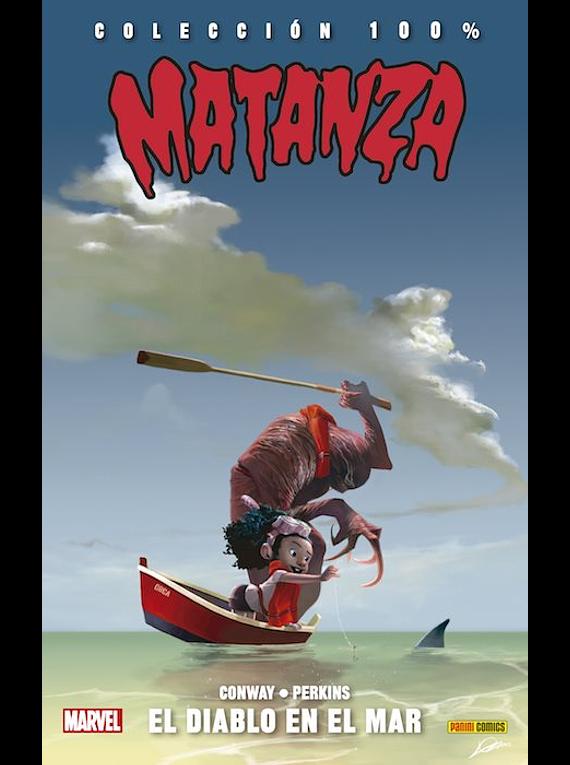 MATANZA 2 HEROES MARVEL 100 % MARVEL