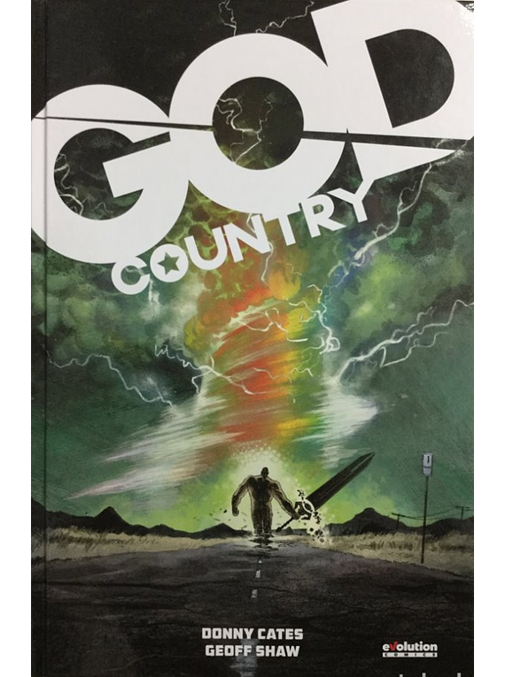 GOD COUNTRY GOD COUNTRY