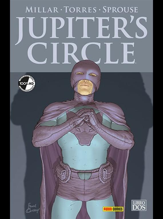 JUPITER'S CIRCLE VOL. 2 (DE 2) (HC)