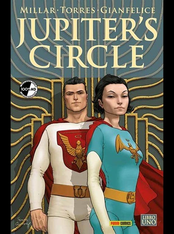 JUPITER'S CIRCLE VOL. 1 (DE 2) (HC)