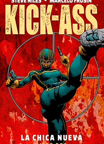 KICK-ASS: LA CHICA NUEVA 2 (TPB)