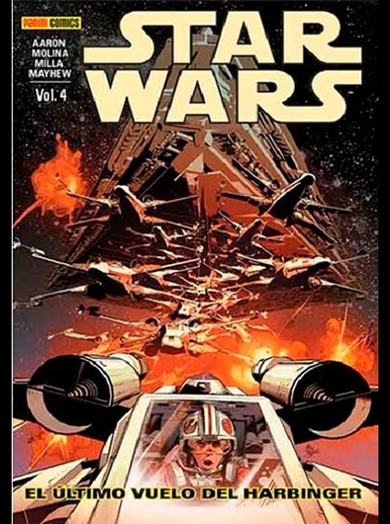 STAR WARS (2015) TPB 4: EL ÚLTIMO VUELO DE HARBINGER