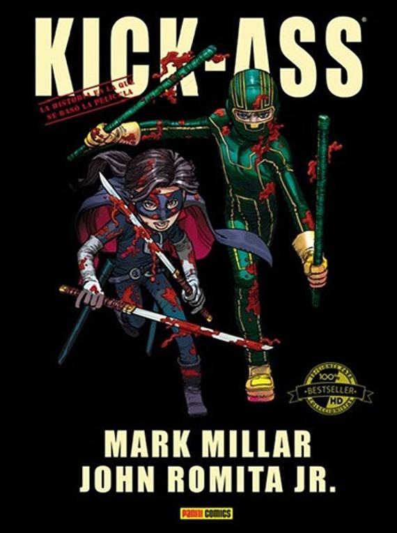 KICK-ASS 1 (HC)