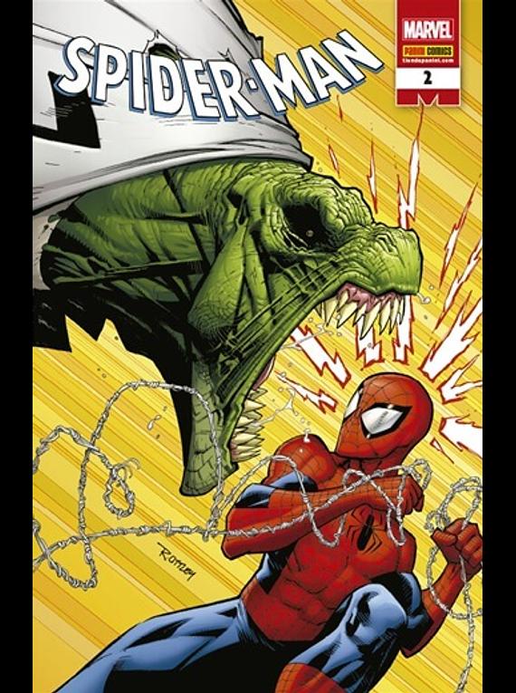 SPIDER-MAN N.2