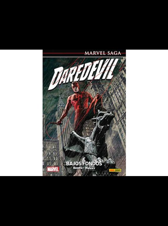 MARVEL SAGA: DAREDEVIL 7 - BAJOS FONDOS
