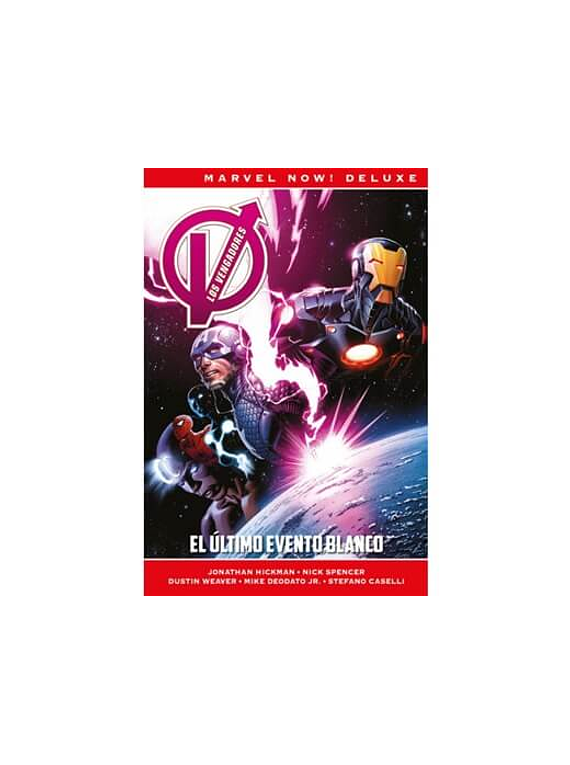 MARVEL NOW!: LOS VENGADORES 2 - EL ULTIMO EVENTO BLANCO