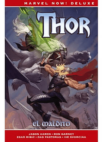 MARVEL NOW!: THOR 2 - EL MALDITO