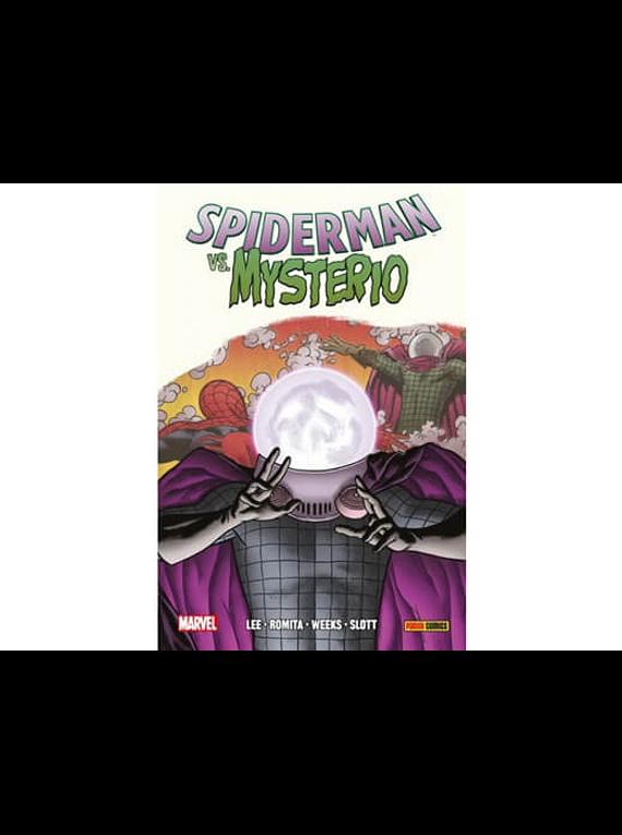 COLECCIÓN 100%: SPIDERMAN VS MYSTERIO