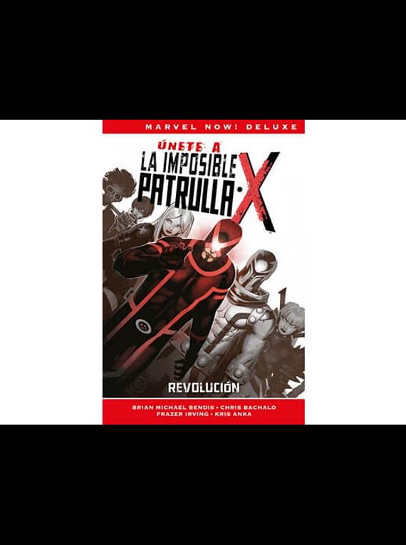 MARVEL NOW!: LA NUEVA PATRULLA-X 2 - REVOLUCIÓN