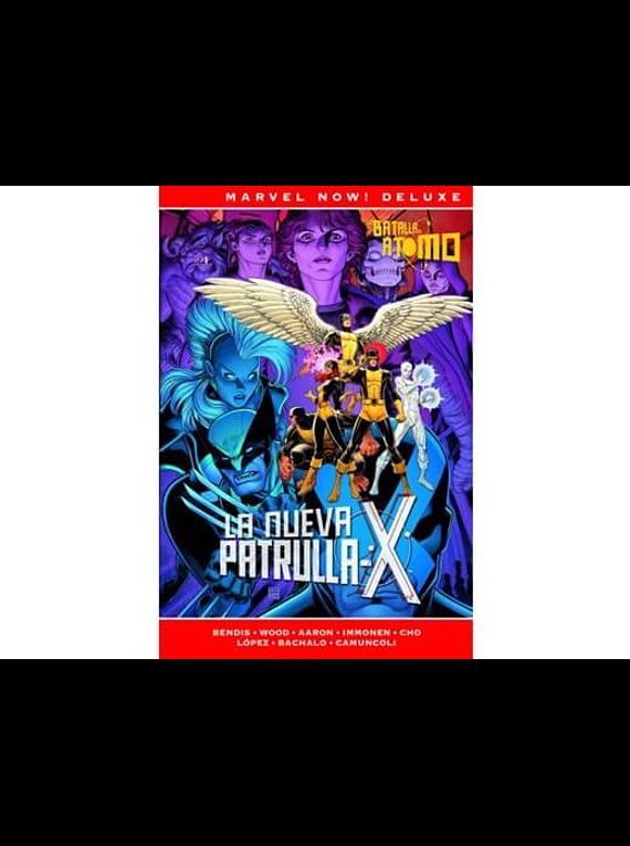 MARVEL NOW!: LA NUEVA PATRULLA-X 3 - LA BATALLA DEL ÁTOMO