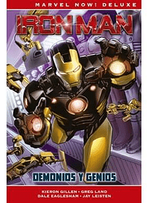 MARVEL NOW!: IRON MAN 1 - DEMONIOS Y GENIOS
