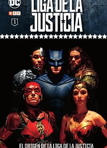 PACK Liga de la Justicia: Coleccionable semanal núm. 01 al 12