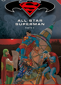 Batman y Superman - Colección Novelas Gráficas número 08: All-Star Superman (Parte 2)