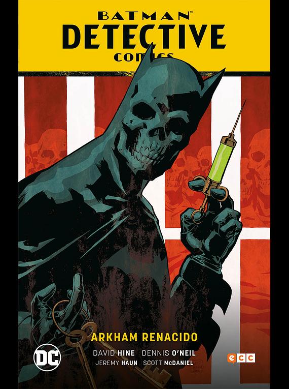 Batman vol. 11: Arkham Renacido (Batman Saga - Renacido parte 5)