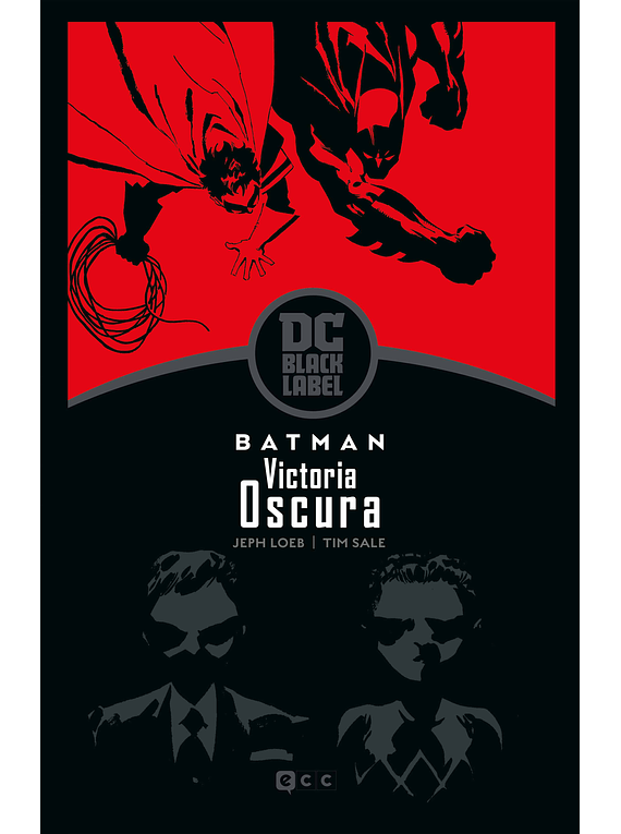 Batman: Victoria oscura – Edición DC Black Label