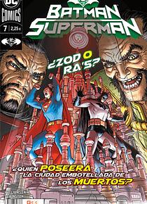 Batman/Superman 7