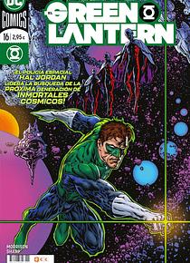 El Green Lantern 98/16 (Grant Morrison)