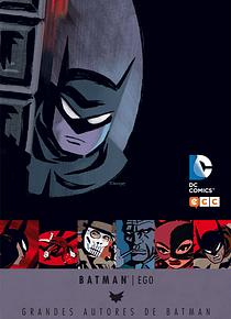 Grandes autores de Batman: Darwyn Cooke Batman: Ego