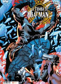 La tumba de Batman 4