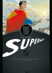 All Star Superman (Biblioteca DC Black Label)