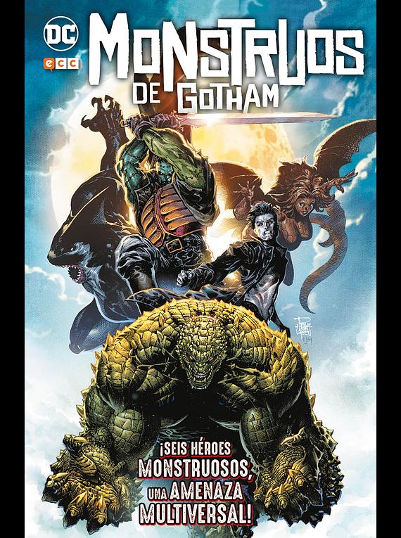 Monstruos de Gotham (El año de villano)