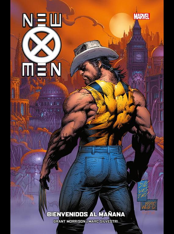 NEW X-MEN N.7. BIENVENIDOS AL MAÑANA NEW X-MEN