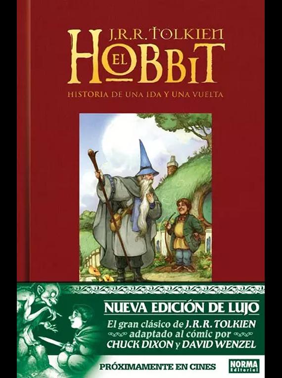 EL HOBBIT ED. DE LUJO