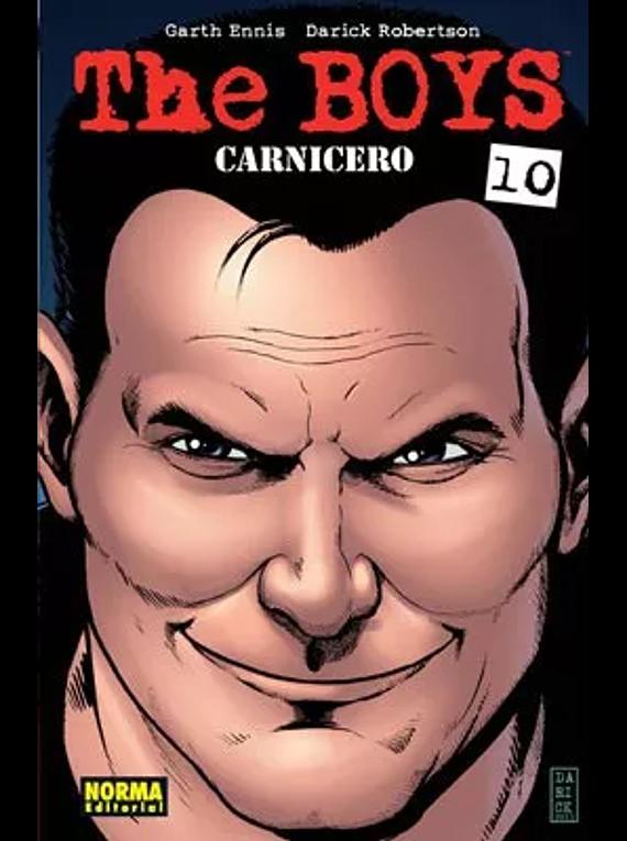 THE BOYS 10 - CARNICERO
