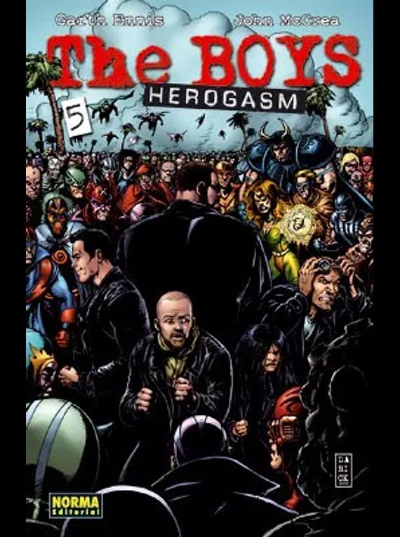 THE BOYS 5 - HEROGASM