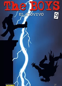 THE BOYS 9 - EL TIOVIVO