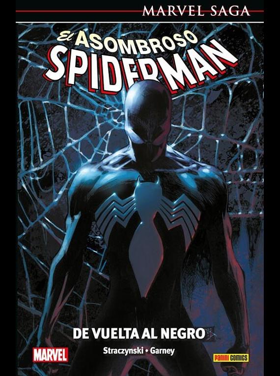 Marvel Saga Spiderman 12