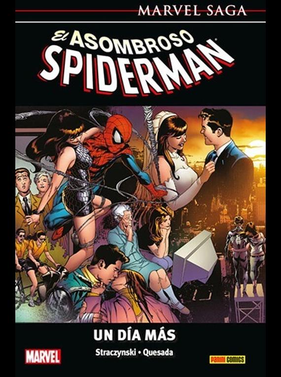 Marvel Saga Spiderman 13