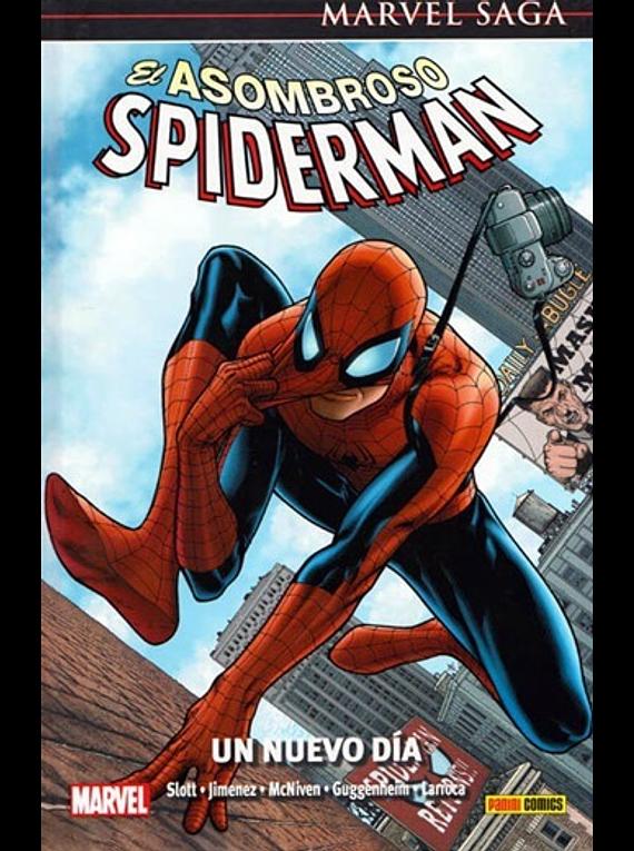 Marvel Saga Spiderman 14