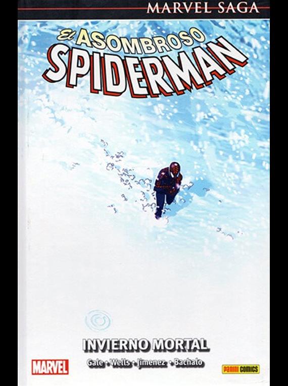 Marvel Saga Spiderman 15