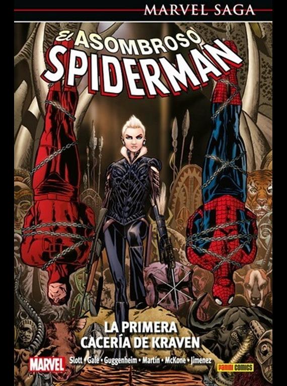 Marvel Saga Spiderman 16