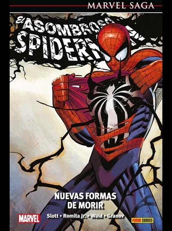 Marvel Saga Spiderman 17